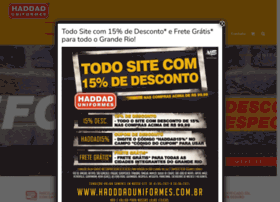 haddaduniformes.com.br