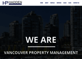 haddenpropertymanagement.com