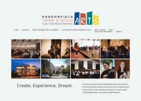 haddonarts.org