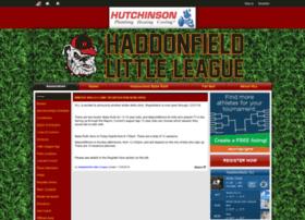 haddonfieldbaseball.org