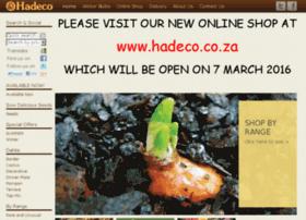hadecoshop.com