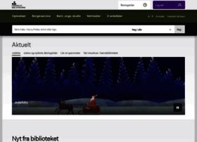 haderslevbibliotekerne.dk