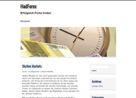 hadforex.com