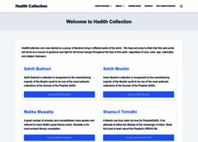 hadithcollection.com