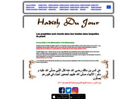 hadithdujour.com