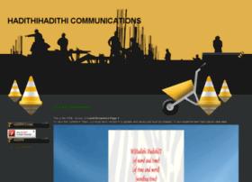 hadithihadithicom.com