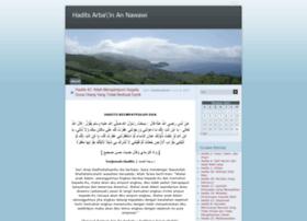haditsarbain.wordpress.com