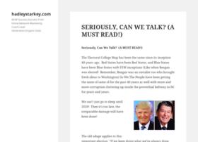 hadleystarkey.com