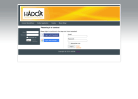 Hadoa.memberlodge.org