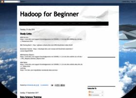 hadoop4beginner.blogspot.com
