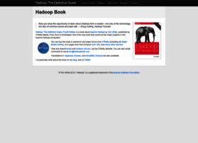 hadoopbook.com