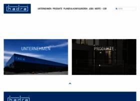 hadra-zaun.de