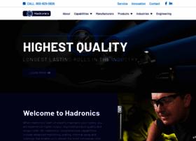 hadronics.com