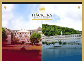 haeckers-hotels.com