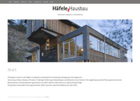 haefele-haus.de