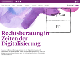 haerting.de