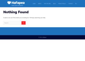 hafapea.com