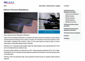 hafnium-zirconium-molybdenum.com