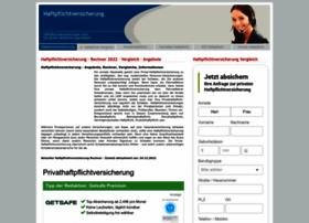 haftpflichtversicherungen24.de