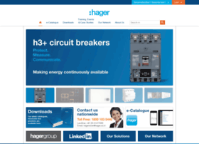 hager.co.in
