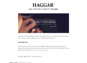 haggarcanada.com