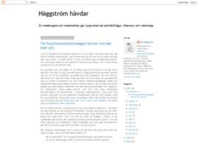 haggstrom.blogspot.se