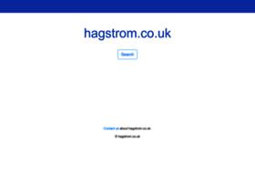 hagstrom.co.uk