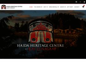 haidaheritagecentre.com