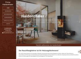 haidenthaler.com