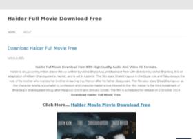 haiderfreemoviedownload.wordpress.com