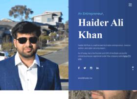 haiderk.com