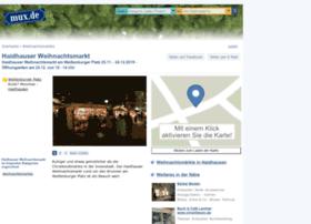 haidhauser-weihnachtsmarkt.mux.de