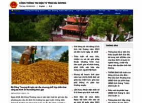 haiduong.gov.vn