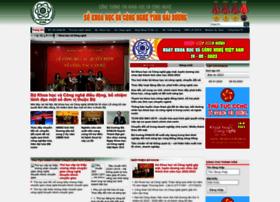 haiduongdost.gov.vn