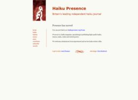 haiku-presence.50webs.com