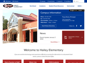hailey.conroeisd.net