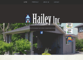 haileyhomeservices.com