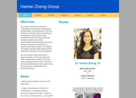 haimeizheng.lbl.gov