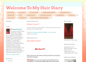 hair-diariessimplytammy88.blogspot.com