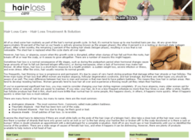 hair-loss-care.info