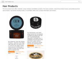 hair-product.biz