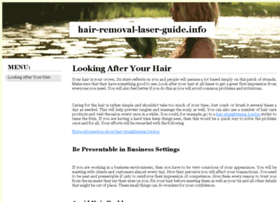 hair-removal-laser-guide.info