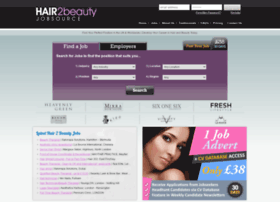hair2beautyjobsource.com