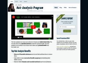 hairanalysisprogram.com