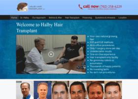 hairandeyebrowtransplant.com