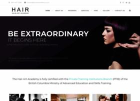 hairartacademy.com