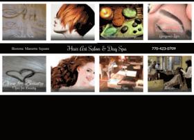 hairartanddayspa.com