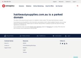 hairbeautysupplies.com.au