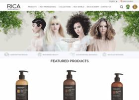 haircare.ricagroup.com
