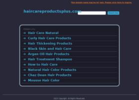 haircareproductsplus.com